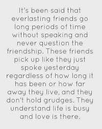Quotes About Long Friendships Quotes long quotes about friendship and love 25
