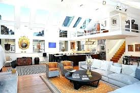 Big Living Rooms Awesome Decorating Design