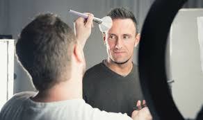 how to apply makeup for men step by step tutorial to apply natural makeup