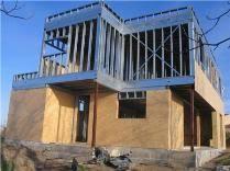 constructeur maison ossature metallique fabrique acier galvanise