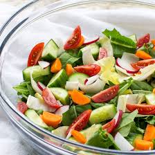 fresh garden salad. Perfect Fresh If Eating More Salad Is On Your List It Just Got Easier Make An Intended Fresh Garden Salad Culinary Hill