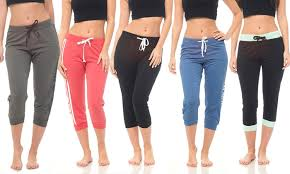 Coco Limon Womens Joggers Mystery Deal 5 Pack Size M