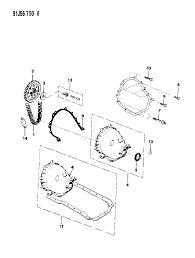 1992 jeep cherokee timing cover intermediate shaft diagram 000009db