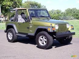 1997 Citron Pearl Jeep Wrangler Sport 4x4 33548843 Photo 5