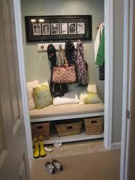 diy closet rod. Diy Mudroom Closet Ideas Rod