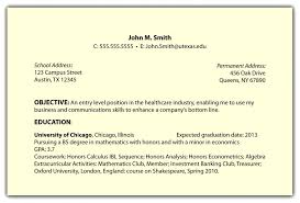 Objective On Resume For Cna Cover Letter Template For Sample Of Objectives Resume Samples 88