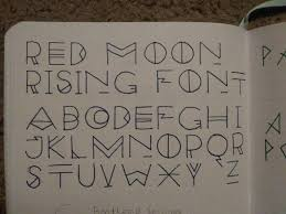 reddit: the front page of the internet | Bullet journal font, Red moon  rising, Journal fonts