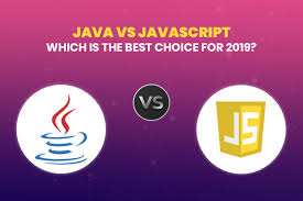 Javascript Comparison Chart Java Vs Javascript Which Is The Best Choice For 2019
