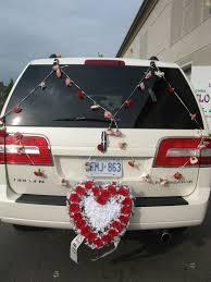 Wedding Car Decorate Wedding Car Decoration In Brampton Mississauga And Toronto Omni