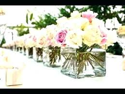 simple centerpieces for wedding simple centerpieces for round tables simple