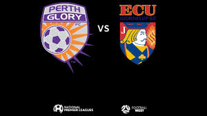 Graphic Design Joondalup Football West Npl Wa Round 17 Perth Glory Vs Ecu Joondalup Sc Footballwest Npl