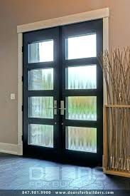 contemporary glass entry doors custom wood front modern double door residential wooden with panels