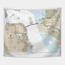 San Francisco Bay Nautical Chart