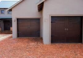 wood veneer garage doors home mpumalanga timbers