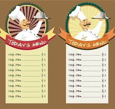 free food menu templates free food menu templates for microsoft word anekanta info