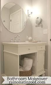 Bathroom Renovation On A Budget - Bathroom makeover