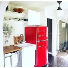 retro refrigerator full size. Interesting Refrigerator Big Chill Retro Refrigerator 66 Best What A Color Cherry Red Images  On Pinterest Full Size P