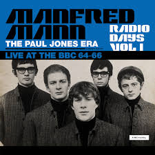 Radio Days, Vol. 1: <b>Manfred Mann Chapter</b> One (The Paul Jones Era)