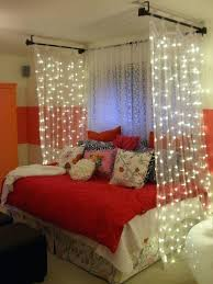 Room Decoration Ideas Cute Bedroom Decorating Ideas Love The Curtain Idea  Around Bed For Girls Room