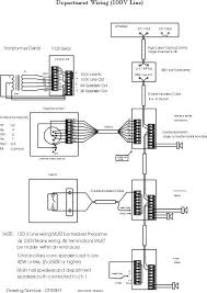 100v speaker wiring diagram 100v wiring diagrams online connection drawing 100v line speakers