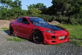 mazda rx8 custom red. doublegoose 2004 mazda rx8 31892694018_original rx8 custom red z