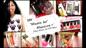 diy mason jar manicure other mason jar gift ideas baby shower game gift ideas