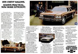 1975 Chevrolet New Car and Truck Advertisements | grayflannelsuit.net