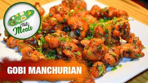 gobi manchurian cauliflower manchurian recipe tamil cooking video