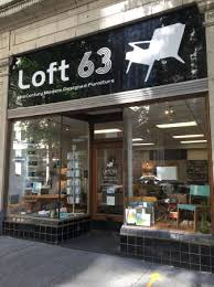 Loft 63 – Contemporary Furniture Store Mid Century Modern