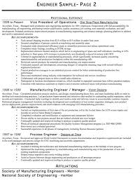 Professional Engineer Resume Musiccityspiritsandcocktail Com
