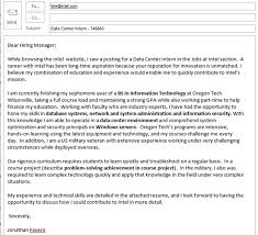 Technology Cover Letters Sample Position Description And Cover Letter