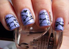 Nail Design With Lines ~ Cute nail design chevron lines art