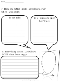Coping Skills Worksheets For Kids Worksheets for all | Download ...