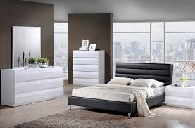 black and white furniture. image of modern white bedroom furniture ideas black and c
