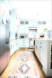 kitchen rug runners modern rugs extra with regard to idea 17
