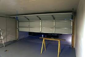 cost of new garage door installed garage door installation how much does it cost to have