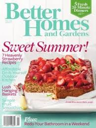 better homes and garden magazine. BHG Holiday Style Summer Better Homes And Garden Magazine M