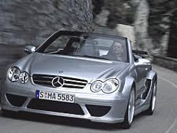 Mercedes-Benz CLK DTM AMG & SLK 55 AMG Special Series - Vous avez dit  sportives ? - Challenges