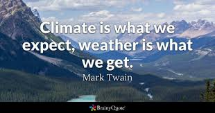 Weather Quotes BrainyQuote Adorable Weather Quotes