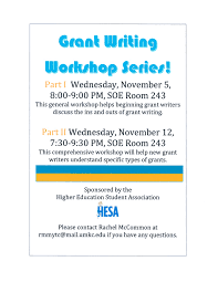Grant Writing Made Easy   YouTube likewise Grant Proposals  or Give me the money     The Writing Center in addition  together with Best 25  Grant writing courses ideas on Pinterest   Grant proposal moreover Grant Writing Course    129 99   Online Grant Training together with Proposal Writing Courses likewise Grant Writing Workshop together with  additionally Grant Writing Workshops Seminars Courses   Training   Grants further Free Grant Writing Courses   NonprofitReady org further Let's Write A Grant  Grant Writing Workshop Tickets  Multiple. on latest grant writing courses