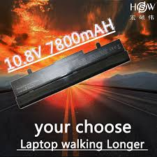 HSW <b>7800mAh battery for Asus</b> Eee PC 1001 1001HA 1001P ...