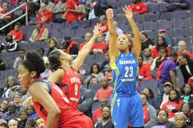 Mystics trade Tayler Hill, second round pick for Aerial Powers - Bullets  Forever