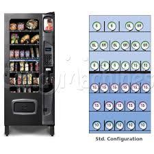 Food Vending Machine Stunning Buy Multizone Food Vending Machine 48 Selections Vending
