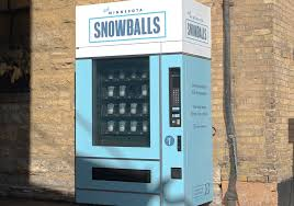 Amazon Vending Machine Custom Snowball Vending Machine Peewee's Blog
