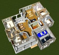 3d design studio carrell group new home construction design