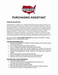 Purchase Assistant Resume Format 24 Unique Purchase assistant Resume format Professional Resume 1