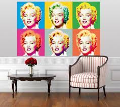 Decoratieloodsnl Muurposter Visions Of Marilyn