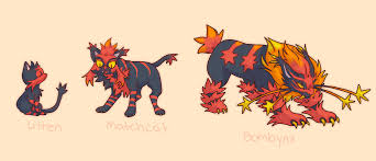 Litten Evolution Chart Sun Litten Pokemon Evolution Chart Images Pokemon Images