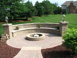 patio ideas with square fire pit. Patio Ideas With Square Fire Pit