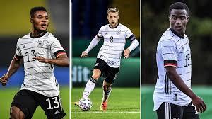 ✓ alle termine ✓ alle infos. Deutschland Bei Der U21 Em Das Ist Der Kader Des Dfb Teams Sportbuzzer De
